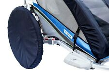 Wheel covers for thule chariot
