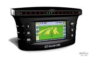 TRIMBLE EZ Guide 250 System w/ RAM Mount fits Case New Holland EZ-Guide 250