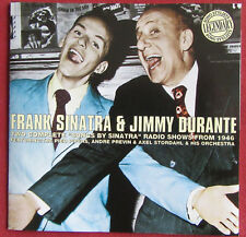 FRANK SINATRA & JIMMY DURANTE    CD LEGENDARY SONG STYLISTS