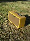Classic Tube Reverb Unit Carl's Custom Amps! Aged Lacquer for sale