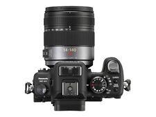 Panasonic LUMIX DMC-GH1 Digital Camera - Black with 14-140mm Lense