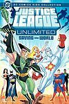 New listing Justice League Unlimited - Saving The World
