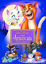The Aristocats (DVD, 2014) - Disney Classics # 20 - NEW & SEALED - LOOK