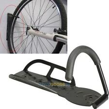 Cycling Bicycle Bike Showing Stand Wall Hooks Hanger Wall Mounted Rack LS4G