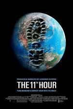 The 11th Hour - A3 Film Poster - FREE UK P&P