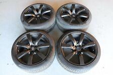"Nissan R35 GTR GT-R Factory Alloy Wheels Rims 20"" x 10.5"" 9.5"" 5x114.3 J154"