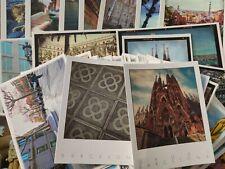 Lote de mas de 75 Postales Nuevas BARCELONA