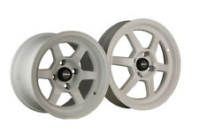 TRAKLite Wheels Race Series Launch 13x8 4x100 +20 Offset Arctic White (Pair) NEW