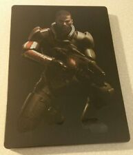 Mass Effect 2 Steelbook Collectors Edition - Xbox 360 - Steel Metal Book Case