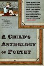 A Child's Anthology of Poetry by Elizabeth Hauge Sword and Elizabeth H. Sword...