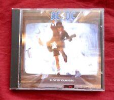 AC↯DC - BLOW UP YOUR VIDEO - CD aus Heavy Metal Sammlung AC/DC AC DC - A023