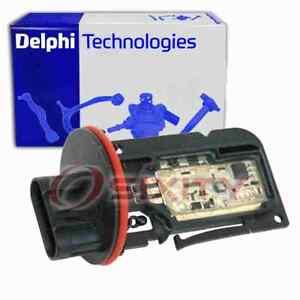 Delphi Mass Air Flow Sensor for 2003-2015 GMC Savana 3500 4.8L 6.0L V8 ds