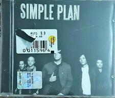 CD SIMPLE PLAN S/T NUOVO SIGILLATO NEW SEALED
