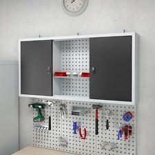Hängeschrank Werkstatteinrichtung Werkbank Werkzeugschrank Lochwand