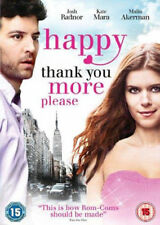 Happy Thank You More Please DVD NEW dvd (HFR0173)