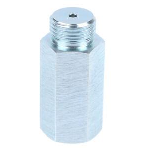 1PC M18x1.5 O2 Oxygen Sensor Extender Spacer Joints Converter Stainless St XE