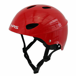 NRS Havoc Livery Helmet - Adjustable Blue, Red, White, Yellow, Blk - Swiftwater