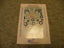Superscale decals 1/48 48-949 P-51D Mustangs Babe Chatanooga choo Choo N76