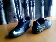 Para hombres Nike Zapatillas/Zapatos Negro Tamaño UK 7, EUR 41,CM 26