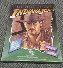 The Adventures of Indiana Jones Role Playing Game Box Set - TSR 6570 1984