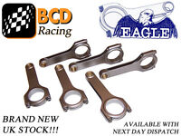 Eagle Volkswagen Golf GTI Audi H-Beam Connecting Rods (Set of 6) Use w/ 84.5mm