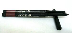 Lot/2 Lancome Le Crayon Lip Contour ~ Caramel ~ .01 oz / Read Description