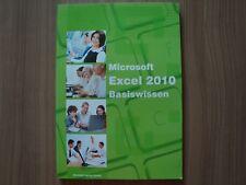 Microsoft Excel 2010 Basiswissen, Christian Bildner