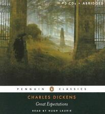 CHARLES DICKENS  GREAT EXPECTATIONS  Abridged Audio CD Book