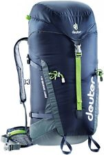 Zaino Backpack Alpinismo Arrampicata DEUTER GRAVITY EXPEDITION 45 Navy Granite