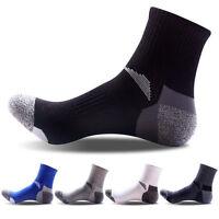 5 X Men's Sports Socks Running Climbing Soft Cotton Ankle Socks Casual Socks