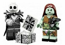LEGO 71024 Disney Series 2 Minifigures JACK SKELLINGTON & SALLY - SEALED NEW -