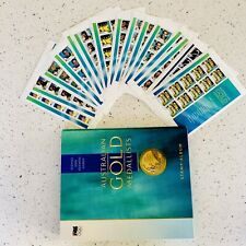 Sydney 2000 Olymic Games Australian Gold Medallists Stamp Album