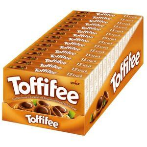 (12,76€/1kg) Storck Toffifee, Praline, Schokolade, 15 Packungen