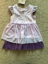 hanna andersson Size 80 girls Purple Dress 24 Month - 2T