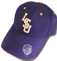 LSU Hat Louisiana State Hat Tigers NCAA Team Starter HAT CAP NEW!!