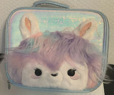 Justice Girls Pastel Llama Lunch Tote