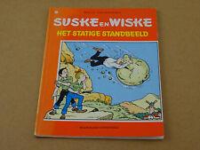 STRIP / SUSKE EN WISKE 174: HET STATIGE STANDBEELD | Herdruk 1996