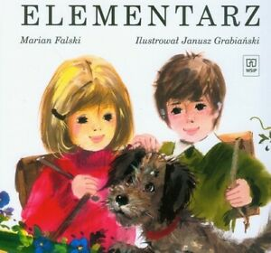 ELEMENTARZ (Twarda oprawa), Falski Marian, WSiP | Polish Book, Polska Książka