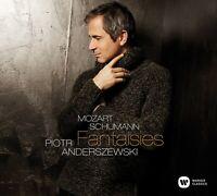 PIOTR ANDERSZEWSKI - FANTASIES (MOZART/SCHUMANN)   CD+DVD NEU