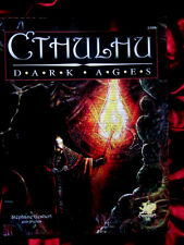 CTHULHU DARK AGES. Chaosium Inc. Roleplaying Game Core Rulebook VGC OOP