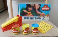 Vintage 1974 Kenner Play Doh Fun Factory Jr.