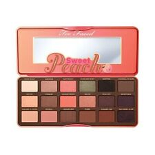 TOO FACED Sweet Peach Eyeshadow Eye Shadow Palette!! NEW BRAND!! SOLD OUT