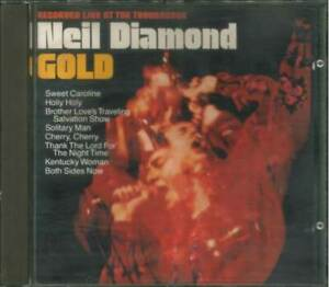 "█ NEIL DIAMOND ""Gold (Recorded Live At Troubadour)"" CD-Album"