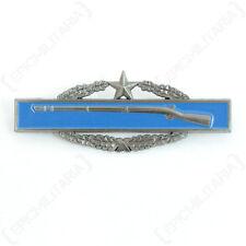 Combat Infantryman 2nd Award - Repro US American Badge Uniform Insignia Rifles