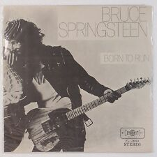 BRUCE SPRINGSTEEN: Born to Run TAIWAN Rare Import Original 70s Press VINYL LP