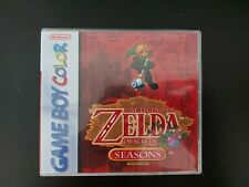 Nintendo Gameboy Advance The Legend of Zelda: Oracle of Seasons Repro