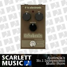 TC Electronic Echobrain Analog Delay Effects Pedal *BRAND NEW*