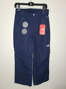 The North Face Boy's Freedom Insulated Pants Cosmic Blue Size: L (14/16)