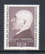 AUSTRIA MNH 1982 SG1938 50TH DEATH ANV OF IGNAZ SEIPEL