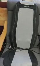 HOMEDICS 3D SHIATSU BACK MASSAGER HEAT VIBRATION SBM-400HX